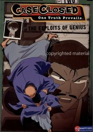 Case Closed: Season 2, Volume 1 - The Exploits Of Genius Movie