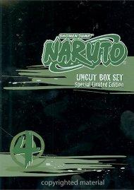 Naruto: Volume 4 - Special Edition Box Set Movie