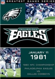 NFL Greatest Games Series: Philadelphia Eagles 1980 Championship Game Movie