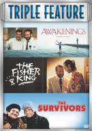 Awakenings / The Fisher King / The Survivors (3 pack) Movie