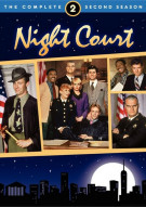 Night Court: The Complete Second Season Movie