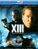 XIII: The Conspiracy Blu-ray