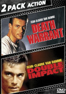 Death Warrant / Double Impact (Double Feature) Movie