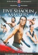Five Shaolin Masters Movie