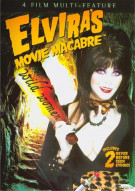 Elviras Movie Macabre: Wild Women Movie