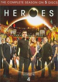 Heroes: Season 4 (Repackage) Movie