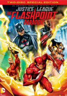 Justice League: The Flashpoint Paradox - Special Edition Movie