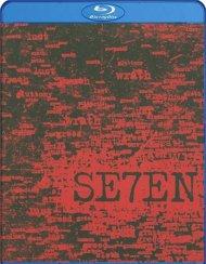 Seven (Steelbook) Blu-ray