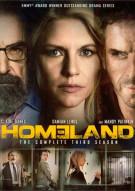 Homeland: Season Three Movie