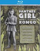 Panther Girl of the Kongo Blu-ray
