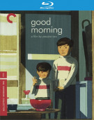 Good Morning: The Criterion Collection Blu-ray