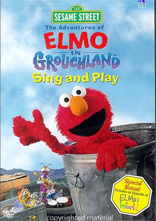 Sesame Street: Adventures Of Elmo In Grouchland Sing & Play Movie