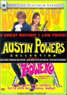 Austin Powers 3-Pack Movie
