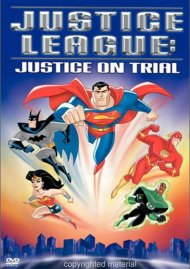 Justice League: Justice On Trial Movie