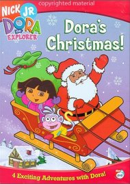 Dora The Explorer: Doras Christmas! Movie
