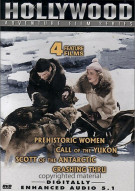 Hollywood Adventure Film Series: Prehistoric Women / Call Of The Yukon / Scott Of The Antarctic / Crashing Thru Movie