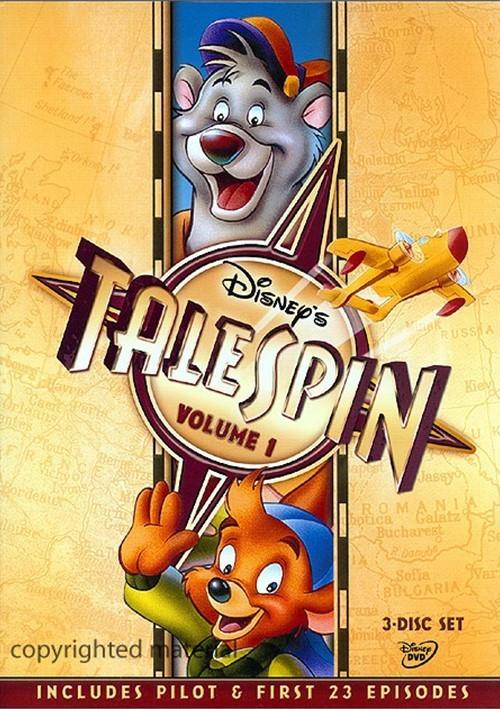 Talespin: Volume 1 Movie