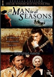 Man For All Seasons, A: Special Edition Movie