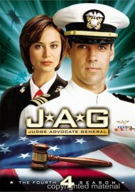 JAG: The Complete Fourth Season Movie