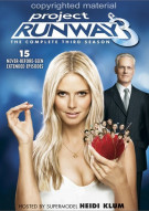 Project Runway: The Complete Third Season Movie