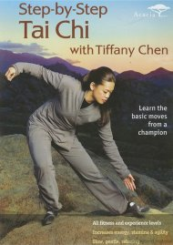 Step-By-Step Tai Chi With Tiffany Chen Movie