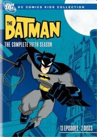 Batman, The: The Complete Fifth Season Movie