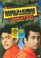 Harold & Kumar Escape From Guantanamo Bay: Unrated 2 Disc Special Edition Movie