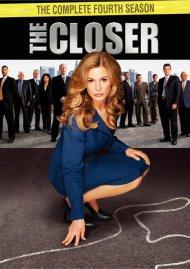 Closer, The: The Complete Fourth Season Movie
