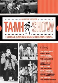 T.A.M.I. Show, The: Collectors Edition Movie