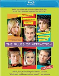 Rules Of Attraction, The Blu-ray