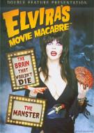 Elviras Movie Macabre: The Brain That Wouldnt Die / The Manster Movie
