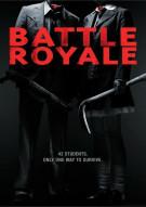 Battle Royale Movie