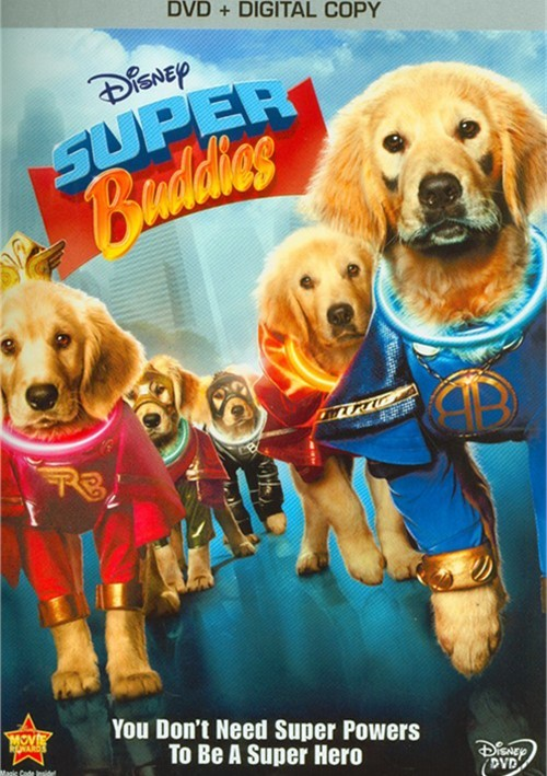 Super Buddies (DVD + Digital Copy) Movie