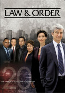 Law & Order: The Twentieth Year Movie