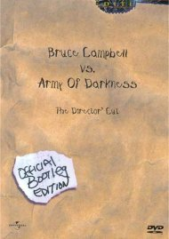 Army Of Darkness: Official Bootleg Edition Movie