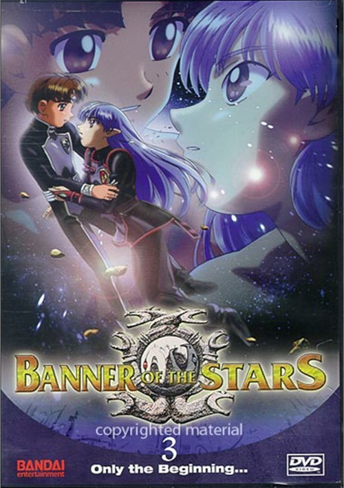 Banner Of The Stars: Only The Beginning - Volume 3 Movie