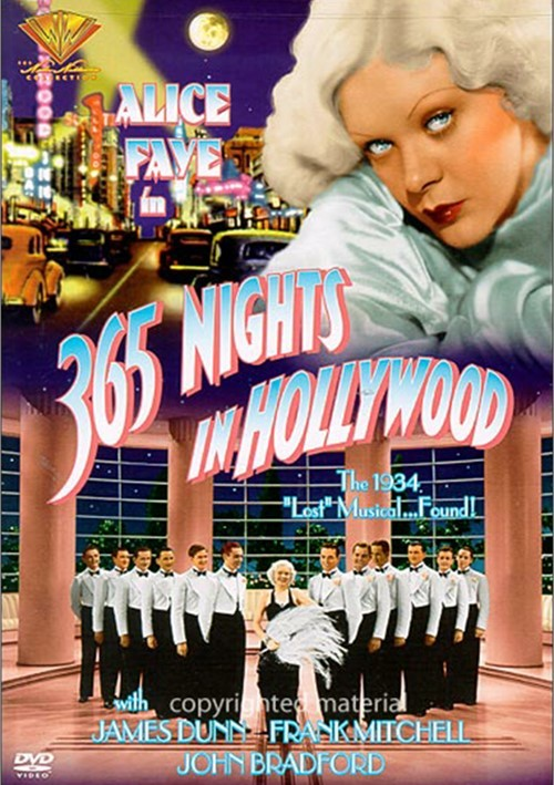 365 Nights In Hollywood Movie