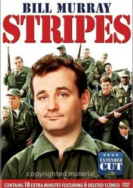 Stripes: Extended Cut Movie