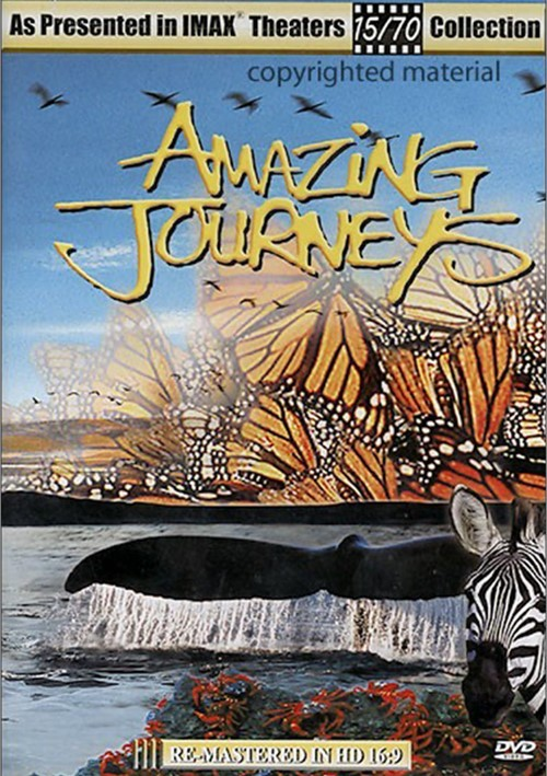 IMAX: Amazing Journeys Movie