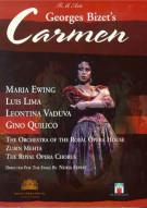 Carmen: Bizet - Covent Garden Movie