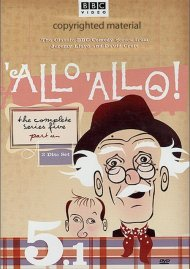 Allo Allo!: The Complete Series Five - Parts Un & Deux Movie