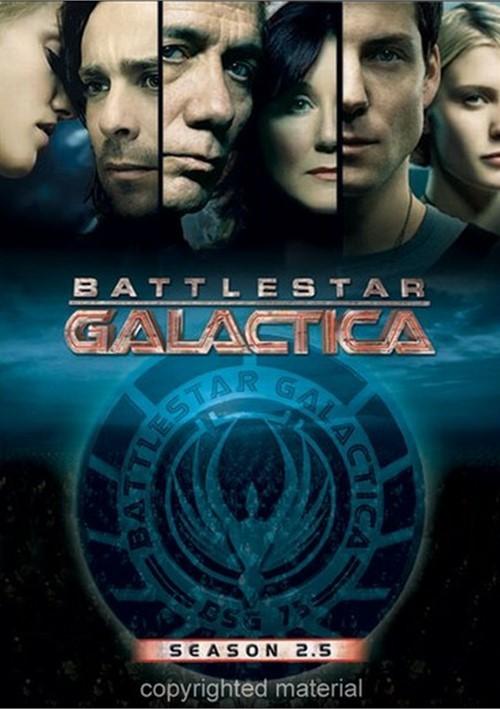 Battlestar Galactica (2004): Season 2.5 Movie