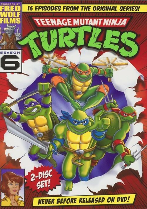 Teenage Mutant Ninja Turtles: Season 6 Movie