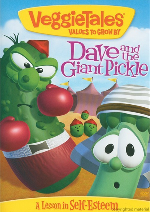 Veggie Tales: Dave And The Giant Pickle Movie