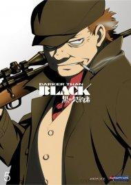 Darker Than Black: Volume 5 Movie