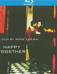 Happy Together Blu-ray