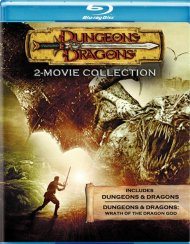 Dungeons & Dragons: 2 Movie Collection Blu-ray