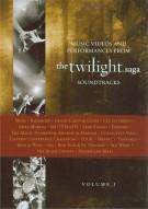 Music Videos And Performances From The Twilight Saga Soundtracks: Volume I Movie