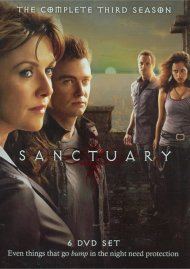 Sanctuary: The Complete Third Season Movie