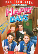 Fan Favorites: The Best Of Happy Days Movie